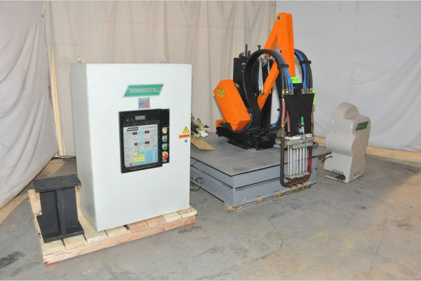 Picture of Rimrock 410 60 Inch Multi-Link Automatic Reciprocating Die Lubrication Sprayer for Die Casting and Foundry Operations For_Sale DCMP-4965