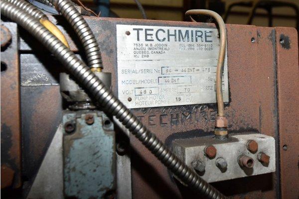Picture of Techmire 44ZNT Multi-slide Hot Chamber Miniature Zinc (Zamak) High Pressure Die Casting Machine For_Sale DCMP-4973