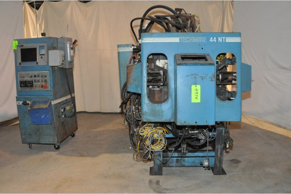 Picture of Techmire 44Z NT Four Slide/Multi-slide Hot Chamber Miniature Zinc (Zamak) High Pressure Die Casting Machine For Sale DCMP-4974