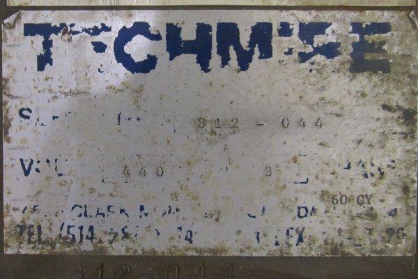 Picture of Techmire 44H Multi-slide Hot Chamber Miniature Zinc (Zamak) High Pressure Die Casting Machine For_Sale DCMP-4978