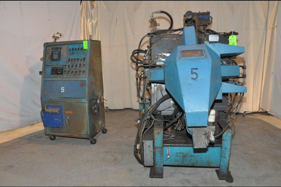 Picture of Techmire 44H CSS-01 Multi-slide Hot Chamber Miniature Zinc (Zamak) High Pressure Die Casting Machine For_Sale DCMP-4979