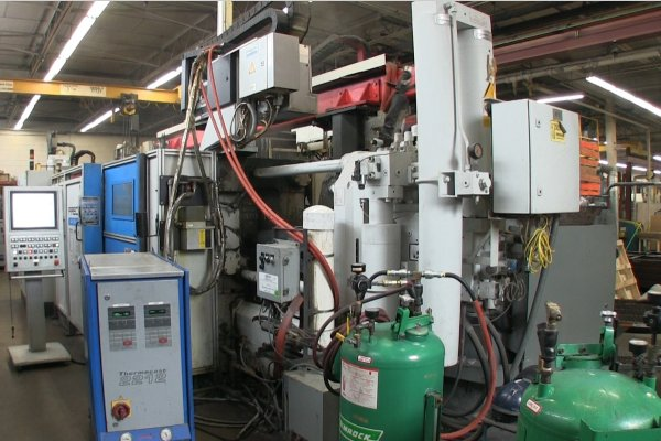 Picture of Frech DAK 350-40 Horizontal Cold Chamber Aluminum High Pressure Die Casting Machine For Sale DCMP-4986