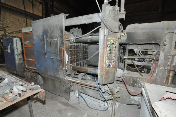 Picture of HPM II-600-A Horizontal Cold Chamber Aluminum High Pressure Die Casting Machine For_Sale DCMP-5117