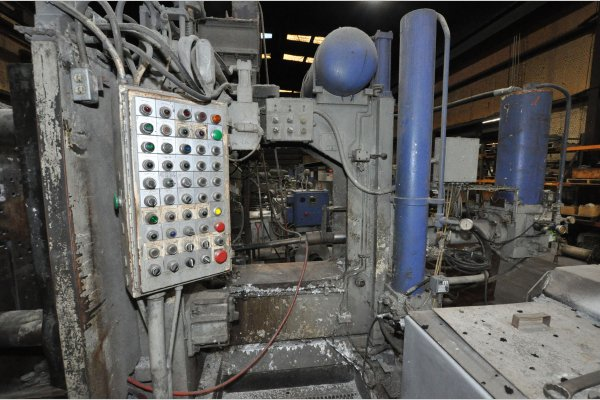 Picture of Prince 836 CCA Horizontal Cold Chamber Aluminum High Pressure Die Casting Machine For Sale DCMP-5136