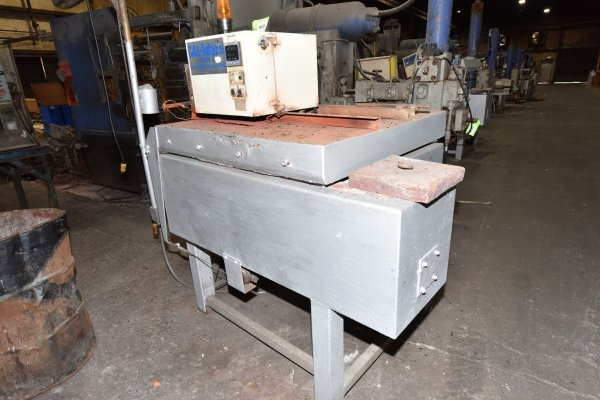 Picture of Cal-Miser SO 1600 Low Energy High Efficiency Natural Gas Heated Aluminum Holding Furnace For Sale DCMP-5141