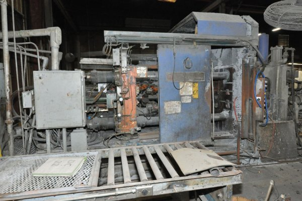 Picture of Prince 450 Horizontal Cold Chamber Aluminum High Pressure Die Casting Machine For Sale DCMP-5152