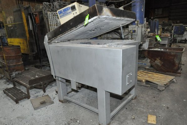 Picture of Cal-Miser SO 2700 Low Energy High Efficiency Natural Gas Heated Aluminum Holding Furnace For Sale DCMP-5158