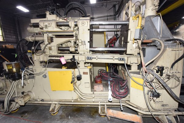 Picture of Frech DAM 200 Horizontal Hot Chamber Magnesium High Pressure Die Casting Machine For_Sale DCMP-5203