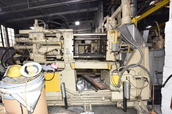 Picture of Frech DAM 160 Horizontal Hot Chamber Magnesium High Pressure Die Casting Machine For_Sale DCMP-5204