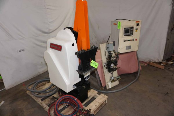 Picture of Rimrock E 410-47 Epic Multi-Link Automatic Reciprocating Die Lubrication Sprayer for Die Casting and Foundry Operations For_Sale DCMP-5227